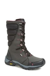 Women's Ahnu 'Northridge Wp ' Insulated Waterproof Boot Black