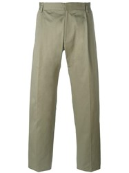 Chalayan Carrot Trousers Green