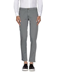 One Seven Two Trousers Casual Trousers Men Lead
