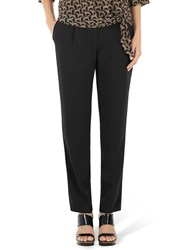 Marc Cain Drawstring Trousers Black