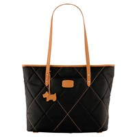 Radley Great Eastern Street Medium Leather Multiway Bag Black