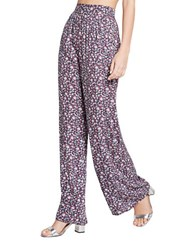 Bcbgeneration Floral Print Palazzo Pants Red