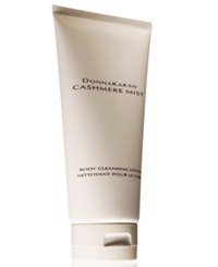 Donna Karan Cashmere Mist Body Cleansing Lotion 6.7 Oz
