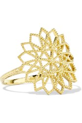 Grace Lee Lace Deco Vi 14 Karat Gold Ring 6