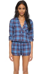 Soft Joie Ravyn Romper Blue Steel