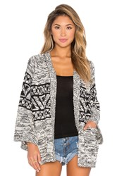 Obey Nina Cardigan Cream