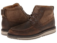 Ariat Lookout Earth Stone Suede Men's Boots Brown