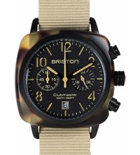 Briston Clubmaster Hms Watch Black