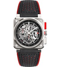 Bell And Ross Br03 Aviation Aerogt Stainless Steel Watch