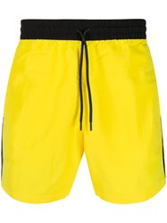 The North Face Extreme Shorts Yellow