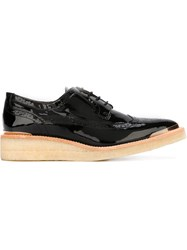 Avelon 'Broker' Brogue Shoes Black