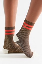 Hansel From Basel Creatures Of Comfort X Crew Sock Brown