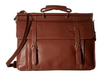 Scully Bradley Overnight Workbag Tan Bags