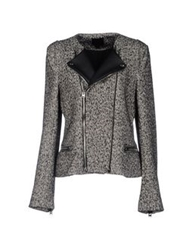 Hotel Particulier Jackets Grey