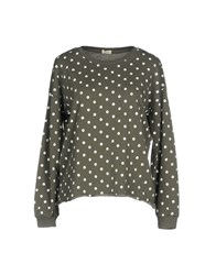Scout Sweatshirts Military Green