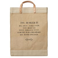 Apolis Market Bag Brown