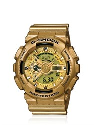 G Shock Crazy Gold Digital Watch
