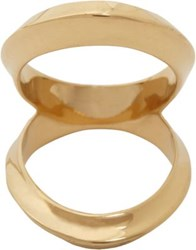 Maiyet Women's Double Open Arch Ring No Color