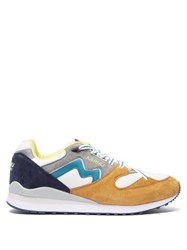 Karhu Synchron Suede Trainers Brown Multi