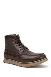U.S. Polo Assn. Mercer Tall Moc Boot Brown