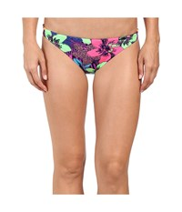 Tyr Ohana Bikini Bottom Purple Women's Swimwear