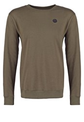 Volcom Sweatshirt Military Green