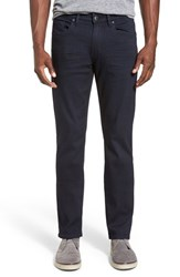 Paige Men's Denim 'Federal Transcend' Slim Straight Fit Jeans Inkwell