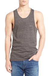 Men's Imperial Motion 'Steele' Heathered Tank Charcoal Marble