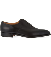 John Lobb City Ii Oxford Shoes Black