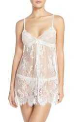 Women's Jonquil Chantilly Lace Chemise