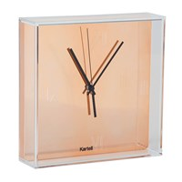 Kartell Tic And Tac Wall Clock Copper