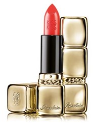 Guerlain Limited Edition Chinese New Year Kisskiss Lipstick 344 Sexy Coral