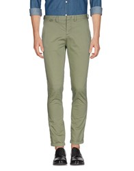 Esemplare Casual Pants Military Green