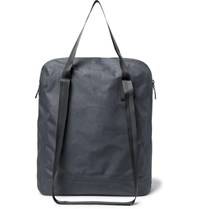 Arcteryx Veilance Arc'teryx Seque Waterproof Nylon Tote Bag Dark Gray