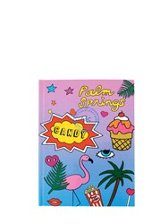 Fineandcandy Candy Waow Notebook