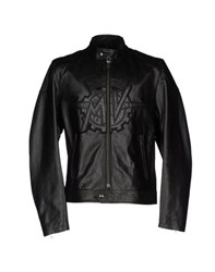 Hydrogen Coats And Jackets Jackets Men Black