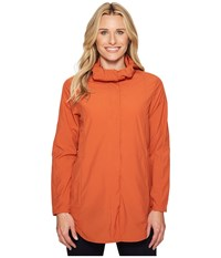 Nau Slight Jacket Mango Women's Coat Orange