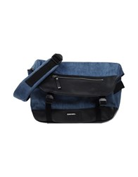 Diesel Handbags Dark Blue
