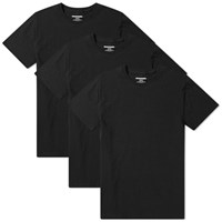 Neighborhood Classic Tees 3 Pack Black