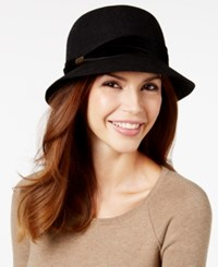 Inc International Concepts Velvet Trim Cloche Only At Macy's Black
