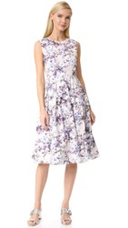 Leur Logette Vintage Flower Dress Pink