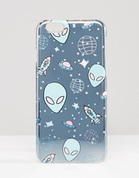 Asos Iphone 6 And 6S Alien Hologram Case Multi
