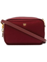 Tom Ford Top Zip Shoulder Bag 60