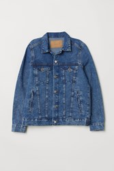 Handm Denim Jacket Blue