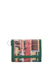 Undercover Patterned Wallet Multicolour