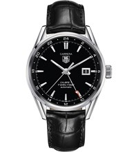Tag Heuer Carrera Calibre 7 Twin Time Watch