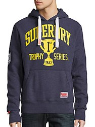 Superdry Princeton Cotton Blend Pullover