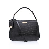 Carvela Polly Structured Hobo Black