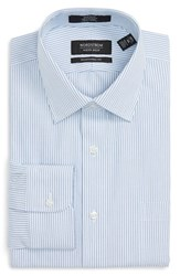 Nordstrom Men's Men's Shop Traditional Fit Non Iron Stripe Dress Shirt