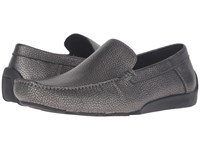 Kenneth Cole Sunday Fun Day Gunmetal Men's Slip On Shoes Gray